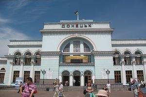 У міліції ще не знають подробиць поранення керівників Донецької залізниці