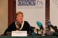 До Тимошенко проситься віце-президент ПА ОБСЄ