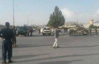 На парковке возле здания министерства в Кабуле произошел теракт