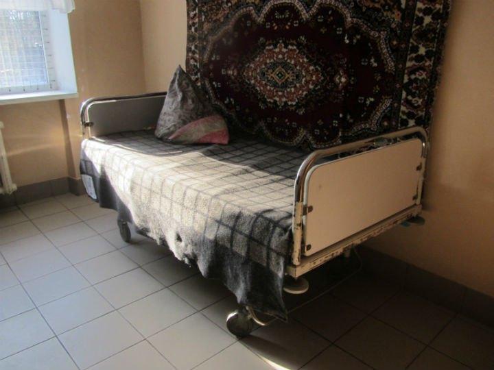 Пробовали ли члены комиссии спать на такой кровати?