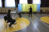 У поліцію надійшло 950 заяв про порушення на виборах