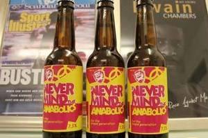 До Олімпійських ігор у Лондоні випустили пиво зі стероїдами