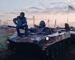 Бійці, які повернулися з-під Слов'янська, вимагають зміни керівництва АТО