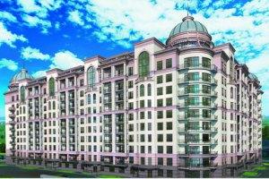 У Києві будують житловий будинок вартістю понад 150 млн доларів