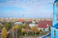 У селі під Одесою квадрокоптер з іконою використовували для боротьби з криміналом