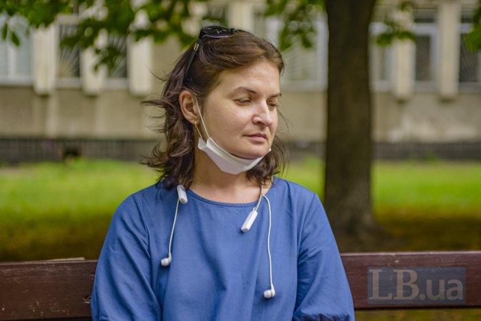 Олена Несвідоменко