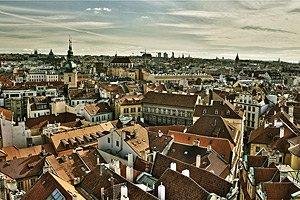 Киев отстает от Праги по уровню жизни