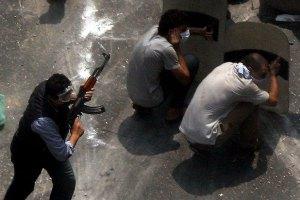 """В Каире застрелен сын лидера """"Братьев-мусульман"""""""