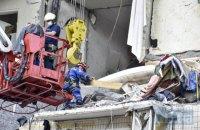 На Позняках в Киеве произошел взрыв в многоэтажке, есть погибшие (обновляется)
