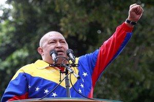 Чавес против того, чтобы ему ставили памятники в венесуэльских городах