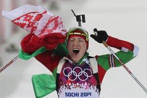 Бйорндалена і Домрачеву визнали найкращими спортсменами Олімпіади