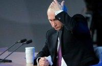 Путін у лютому підрахував, що економіка Росії переживе анексію Криму
