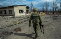 На Донбассе ранено семь украинских военных