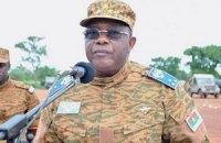 Буркина-Фасо возглавил глава вооруженных сил