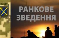 Вторые сутки подряд на Донбассе прошли без потерь среди украинских военных