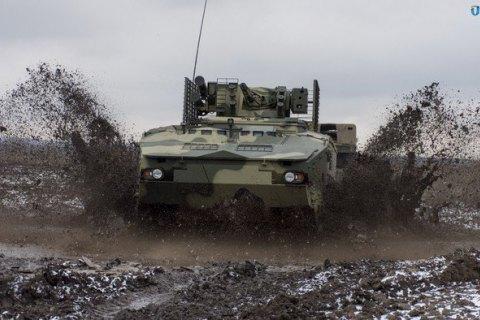 У Таїланді зацікавилися українськими БТР-4МВ1
