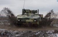 В Таиланде заинтересовались украинскими БТР-4МВ1