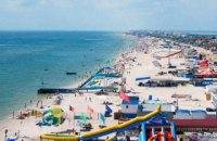 У курортній Кирилівці працівника атракціону на пляжі вбило струмом