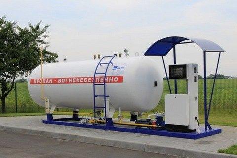 Ціна газу на заправках перевищила 16 гривень