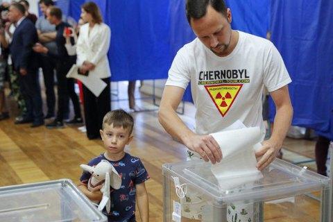 Явка виборців до 20:00 сягнула 50%  (оновлено)