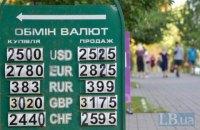 Кабмін затвердив новий прогноз ВПП, інфляції і курсу гривні