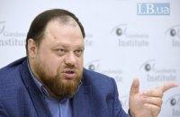 Стефанчук очікує позитивного рішення Конституційного Суду щодо розпуску парламенту вже сьогодні