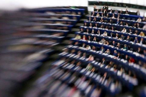 """Европарламент положительно оценил поддержку Радой """"безвизовых"""" законов"""