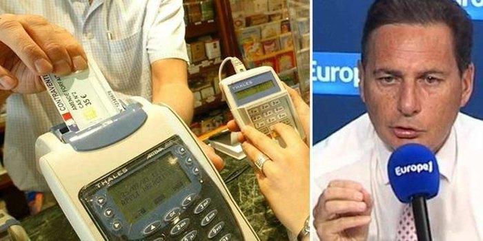 Министр промышленности Франции Эрик Бессон заявил, что правительство хочет, чтобы производитель банковских терминалов Ingenico оставался французским, 2010 г.