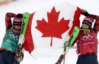 Канадка Серва выиграла золото Олимпиады по ски-кроссу в фристайле