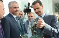 МЗС: візит Аксьонова в Дамаск завдав непоправної шкоди відносинам України та Сирії