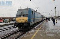Словаччина запустить потяг з Кошице до Мукачева