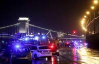 У Будапешті перекинувся катер з туристами з Південної Кореї, семеро загиблих