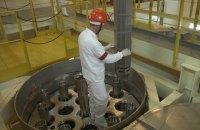 Украина переведет на топливо Westinghouse еще четыре блока АЭС