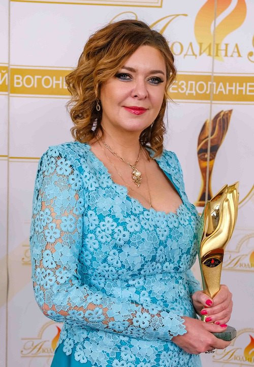 Олена Рихальська