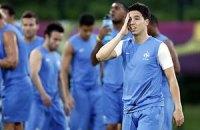 Французькі гравці дадуть пояснення щодо своєї неприпустимої поведінки на Євро-2012