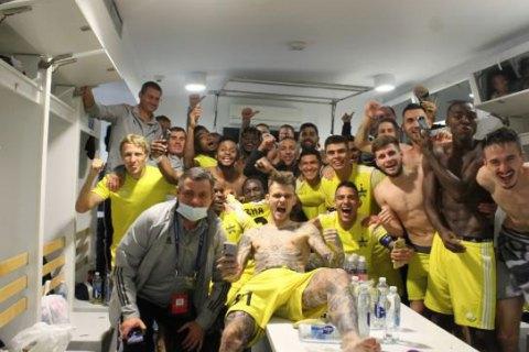 Украинец Вернидуб вывел молдавский клуб в групповой этап Лиги чемпионов