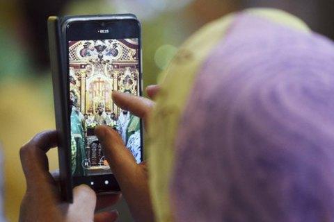 ПЦУ запустила мобильное приложение с картами храмов, молитвами и чатом со священниками