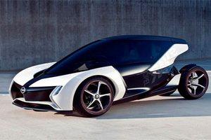 Opel представила бюджетный электрокар Rак e
