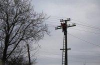 В Харьковской области из-за сильного ветра обесточены 13 населенных пунктов
