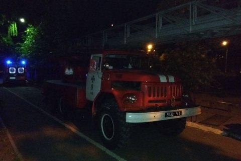 Пожежники врятували 16 осіб від пожежі у багатоповерхівці