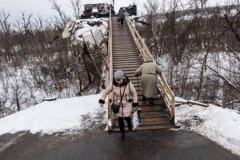 Марчук: міст у Станиці Луганській не ремонтують, бо Росія хоче, щоб він витримував танки