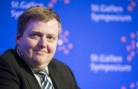 Прем'єр Ісландії подав у відставку через скандал з офшорами