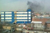 В России снова горел торговый центр, есть погибший и пострадавшие