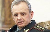 Зеленський звільнив ексначальника Генштабу Муженка з військової служби