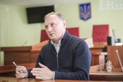 В суд по Ефремову повторно вызывают Парубия