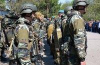 Российские войска проводят учения в Приднестровье