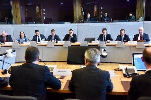 У Брюсселі пройшли тристоронні газові переговори щодо транзиту через Україну