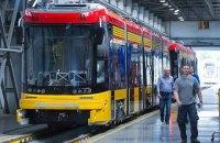 Польська Pesa поставить Києву ще 40 трамваїв