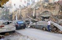 Після вибуху в Бейруті за допомогою звернулися 30 українців