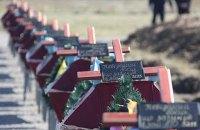 Безвозвратные потери ВСУ в 2017 составили почти две сотни военнослужащих